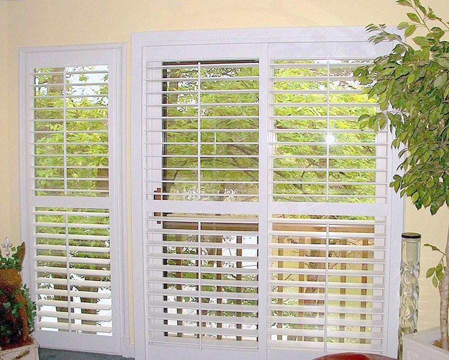 Softedge Window and Bypass Slider Door