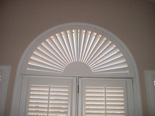 Can You Find Plantation Shutters For Your Custom-Shaped Windows